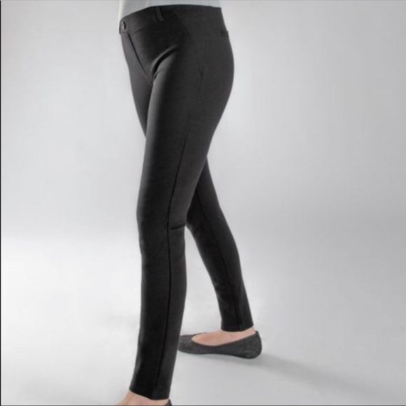 f0aa096d6bfcf Betabrand Pants - Betabrand Dress Pant Yoga Pants (Skinny) Size L